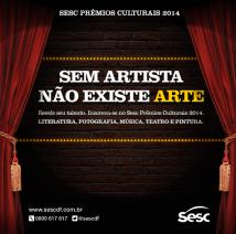 Prêmios Culturais Sesc-DF 2014
