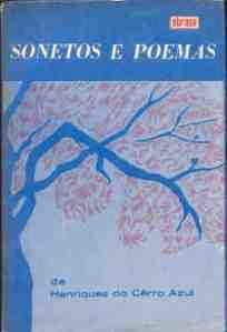 Sonetos e poemas de Serra Azul
