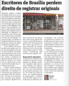 Bibliotec Nacional - Metro 04 de novembro