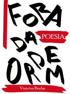 Capa_FRENTE_Fora da Ordem_Vinicius Borba