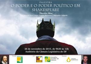 O poder e o Poder político em Shakespeare