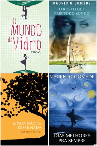 Livros independentes-Mauricio-Gomyde