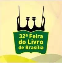 logo 32ª Feira do Livro de Brasília