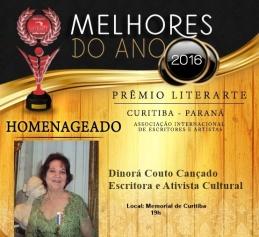 Dinorá em Curitiba