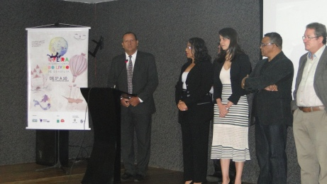 Atanagildo Brandolt, do Instituto Latinoamerica